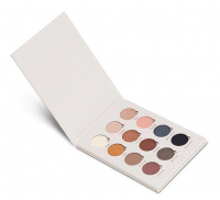 Mexmo - Poker Face - Nudes Eyeshadow Palette - Magnetic eye shadow palette - Queen of Hearts