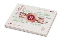 Mexmo - Poker Face - Nudes Eyeshadow Palette - Paleta magnetyczna cieni do powiek - Queen of Hearts
