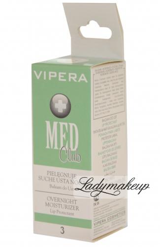 Vipera - Med Club - Lip Balm 3