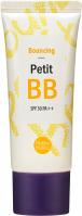 Holika Holika - Bouncing Petit BB Cream - Odżywczy krem BB - SPF 30 - 30 ml