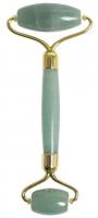 LashBrow - Jadeitowy roller / masażer do twarzy - Zielony Premium