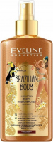 EVELINE - BRAZILIAN BODY - Luxurious 5in1 gold body highlighter - 150 ml