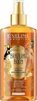 Eveline Cosmetics - BRAZILIAN BODY - Luksusowa mgiełka samoopalająca do twarzy i ciała 5w1 - 150 ml