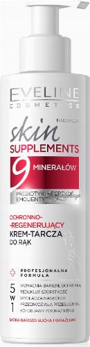 EVELINE - SKIN SUPPLEMENTS - Ochronno-regenerujący krem tarcza do rąk - 200 ml