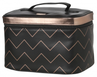 Inter-Vion - Cosmetic bag - Large box ROSE GOLD - 415467