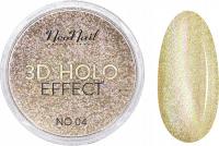NeoNail - 3D HOLO EFFECT - Holograficzny, trójwymiarowy pyłek do paznokci - 5329-4 - 5329-4