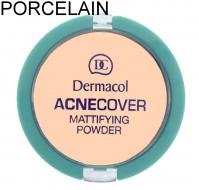 Dermacol - Acnecover Mattifying Powder - PORCELAIN - PORCELAIN