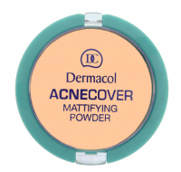 Dermacol - Acnecover Mattifying Powder - SHELL - SHELL
