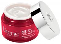 Lirene - MEZO COLLAGENE - Wzmacniająco-odmładzający krem do twarzy na głębokie zmarszczki - SPF 15 - 60+