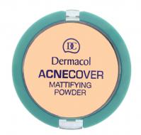 Dermacol - Acnecover Mattifying Powder - SAND - SAND