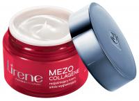Lirene - MEZO COLLAGENE - Rozjaśniająco-wygładzający krem do twarzy - Noc - 70+