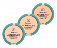 Dermacol - Acnecover Mattifying Powder - Puder matujący