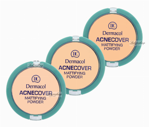 Dermacol - Acnecover Mattifying Powder