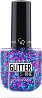 Golden Rose - Extreme Glitter Shine Nail Lacquer - Nail polish