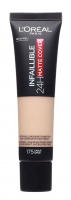 L'Oréal - INFALLIBLE 24H MATTE COVER - Matte foundation for the face