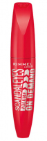 RIMMEL - SCANDALEYES VOLUME ON DEMAND MASCARA - Volume increasing mascara - 001 BLACK