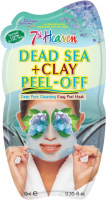 7th Heaven (Montagne Jeunesse) - Dead Sea + Clay Peel Off Mask - Pore cleansing face mask with Dead Sea minerals - Peel Off