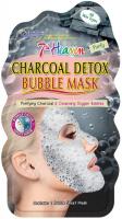 7th Heaven (Montagne Jeunesse) - Charcoal Detox Bubble Mask - Detoksykująca maseczka węglowa z pianką