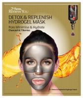 7th Heaven (Montagne Jeunesse) - Renew You - Detox & Replenish Hydrogel Mask - Detoksykująco-regenerująca maseczka do twarzy