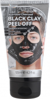 7th Heaven (Montagne Jeunesse) - Activated Charcoal Black Clay Peel Off - Cleansing black clay mask for men - Peel Off - 125 ml