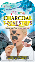 7th Heaven (Montagne Jeunesse) - Charcoal T-Zone Strips - Cleansing charcoal patches for the T zone