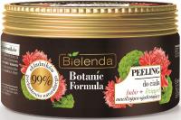 Bielenda - Botanic Formula - Body scrub - Ginger + Angelica - Nawilżająco - ujędrniający peeling do ciała - Imbir + Dzięgiel - 350 g