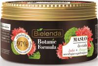 Bielenda - Botanic Formula - Body Butter - Ginger + Angelica - Nawilżająco-ujędrniające masło do ciała - Imbir + Dzięgiel - 250 ml