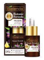 Bielenda - Botanic Formula - Moisturizing Face Oil - Hemp + Saffron - 15 ml