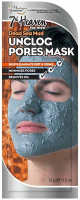 7th Heaven (Montagne Jeunesse) - Dead Sea Mud Unclog Pores Mask - Kremowa maska odblokowująca pory dla mężczyzn