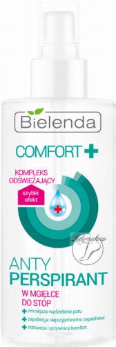Bielenda - Comfort + Anti-perspirant for feet in a mist -150 ml