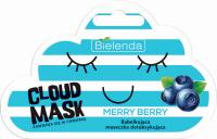 Bielenda - Cloud Mask - Merry Berry - Bubble detoxifying mask - 6 g