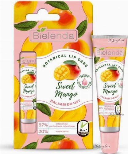 Bielenda - Botanical Lip Care - Sweet Mango - Lip Balm - 10 g