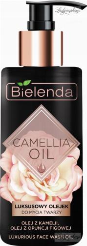 Bielenda - CAMELLIA OIL - Luxurious Face Wash Oil - 140 ml