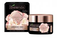 Bielenda - CAMELLIA OIL - Luksusowy krem-koncentrat odbudowujący - 60+ dzień/ noc - 50 ml