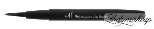 ELF - Studio - Retractable Lip Brush - Pędzel do ust 84016