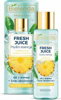 Bielenda - Fresh Juice - Brightening Hydro-Essence with Bioactive Citrus Water - Illuminating hydro-essence with bioactive citrus water - 110 ml