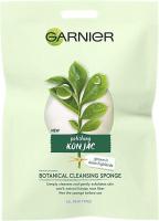 GARNIER - BIO POLISHING KONJAC - BOTANICAL CLEANSING SPONGE - Konjac cleansing sponge
