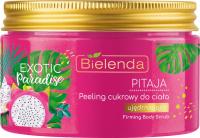 Bielenda - Exotic Paradise - Firming Body Scrub - Ujędrniający peeling cukrowy do ciała - Pitaja