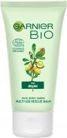 GARNIER - BIO RICH ARGAN - FACE, BODY, HANDS MULTI-USE RESCUE BALM - Multifunctional face, body and hand cream - 50 ml