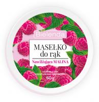 Bielenda - Hand Butter - Moisturizing Raspberry - Hand butter - Moisturizing raspberry
