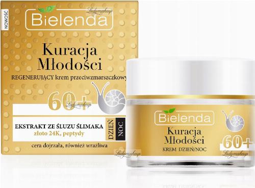 Bielenda - Youth Treatment - Regenerating anti-wrinkle cream - 60+ Day / Night - 50 ml