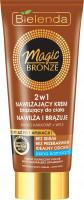 Bielenda - Magic Bronze - Bronzing Body Cream - Light Skin - 2w1 Nawilżający krem brązujący do ciała - Jasna karnacja - 200 ml
