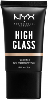 NYX Professional Makeup - HIGH GLASS - Face Primer - Baza pod makijaż