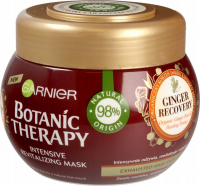 GARNIER - BOTANIC THERAPY MASK - Intensively revitalizing mask for thin and tired hair - Regenerating Ginger - 300 ml