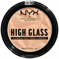 NYX Professional Makeup - HIGH GLASS - Illuminating Powder - Puder rozświetlający