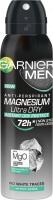 GARNIER - MEN - ANTI-PERSPIRANT MAGNESIUM ULTRA DRY - Antyperspirant w spray`u dla mężczyzn