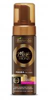 Bielenda - Magic Bronze - Bronzing Body Foam - Light Skin - Brązująca pianka do ciała - Śniada karnacja - 150 ml