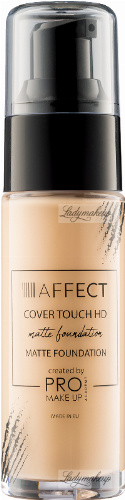 AFFECT - COVER TOUCH HD - MATTE FOUNDATION - Matting foundation