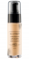 AFFECT - COVER TOUCH HD - MATTE FOUNDATION - Matting foundation - TONE 1 - TONE 1