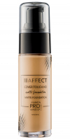 AFFECT - COVER TOUCH HD - MATTE FOUNDATION - Matting foundation - TONE 3 - TONE 3
